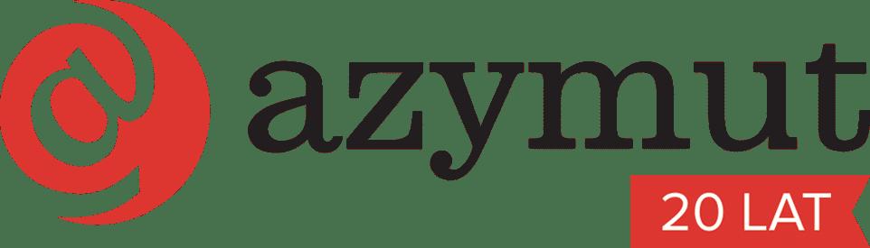 Logotyp firmy Azymut