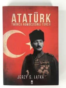 Okładka książki Ataturk