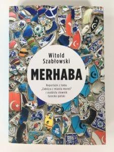 Okładka książki Merhaba