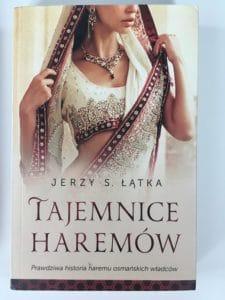 Okładka książki Tajemnice haremów