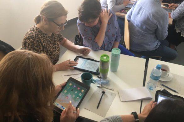 Aplikacje mobilne i webowe dla bibliotekarzy