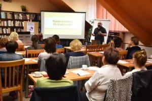 Szkolenie z pozyskiwania pieniędzy z dotacji MKiDN w Limanowej