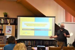 Finansowanie dla bibliotek - szkolenie dla bibliotekarzy Good Books