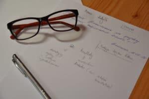 Zapiski ze szkolenia z pisania wniosków