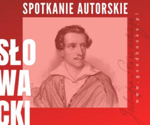 Spotkanie autorskie ze Słowackim w bibliotece