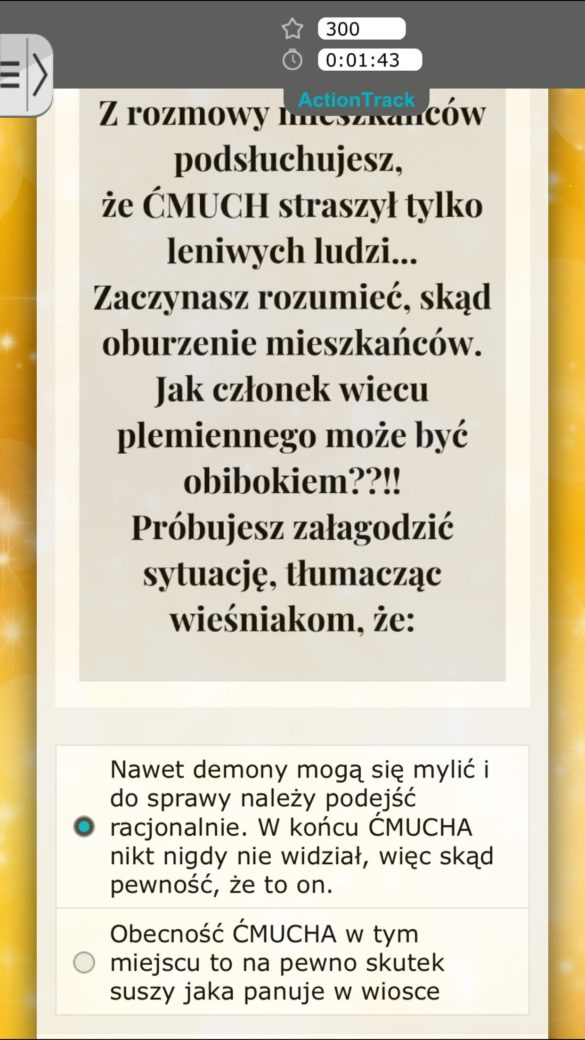 gamifikacja literatury pięknej - Książnica Beskidzka
