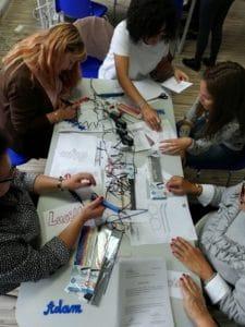 Współpraca międzynarodowa podczas programu Erasmus +