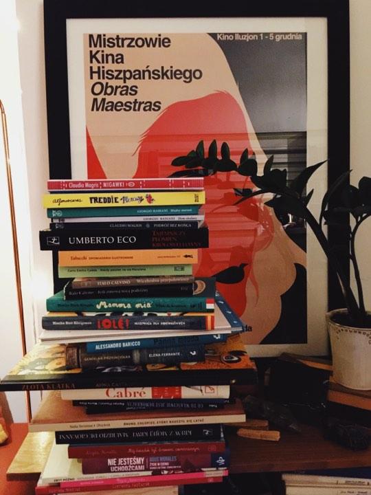 literatura hiszpańska i włoska - szkolenie dla bibliotekarzy