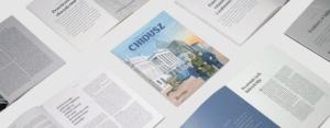 Okładka magazynu Chidusz