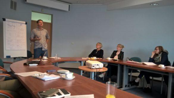 Szkolenie Dyskusyjny Klub książki w Szczecinie