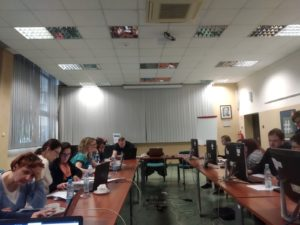 Szkolenie z gamifikacji w Książnicy Beskidzkiej