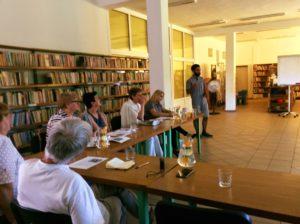 Szkolenie Biblioteka a ochrona dziedzictwa lokalnego