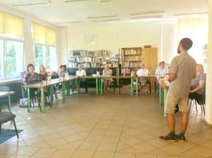 Szkolenie z ochrony dziedzictwa lokalnego