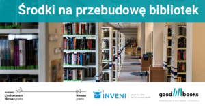 Projekty infrastrukturalne dla bibliotek