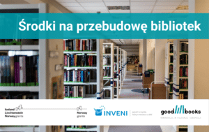 Przebudowa biblioteki