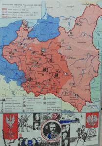 Mapa II Rzeczpospolitej