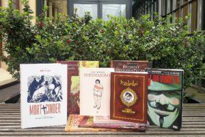 Książkowe wydania komiksów