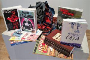 Komiksy w wydaniach książkowych