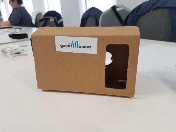 Wirtualna rzeczywistość - szkolenia dla bibliotekarzy - Good Books