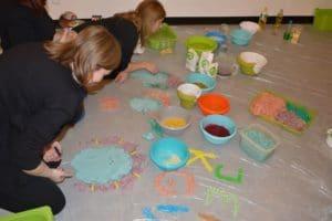 Nauka jak bawić się z dziećmi - Książka wszystkimi zmysłami