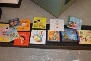 Przykłady książek sensorycznych
