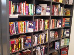 Ukraińskie książki w bibliotece
