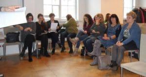 Szkolenie dla bibliotekarzy w Warszawie Modelowe spotkanie klubu książki