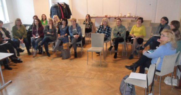 Modelowe spotkanie klubu książki w Warszawie, szkolenie od Good Books (1)