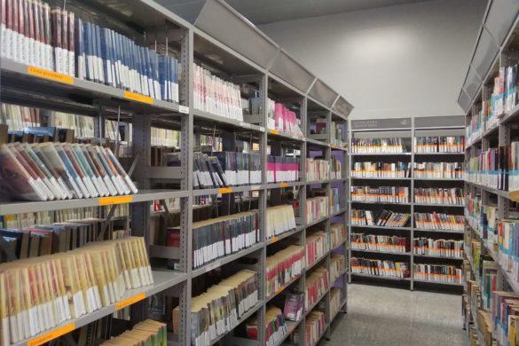 nowa wyporzyczalnia -design biblioteki w Chełmie
