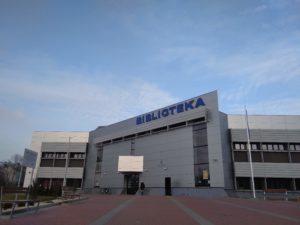 design biblioteki w Chełmie