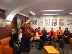 Szkolenie Pokolenia zetek i igreków w Środzie Śląskiej