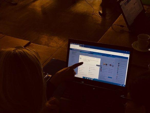 Prowadzenie relacji online na Facebooku w czasie coronawirusu (2)