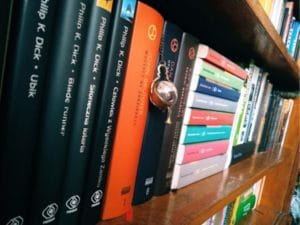 Science fiction i fantasy w bibliotece