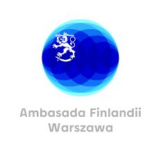 Logotyp Ambasady Finlandii