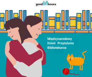 Dzień przytulania bibliotekarza