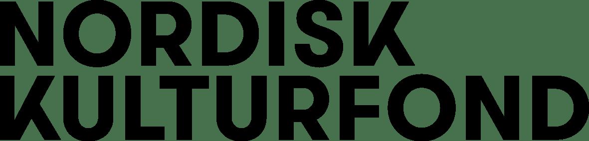 Logotyp Nordisk Kulturfond