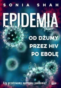 epidemia w książkach
