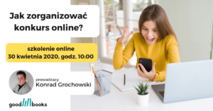 Szkolenie online Jak zorganizować konkurs online
