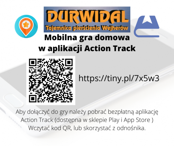 QR kod do gry Durwidal