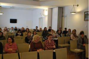 Szkolenie o komiksie w instytucji kultury i w szkole