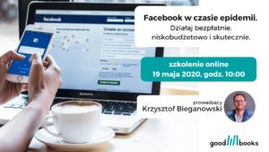 Szkolenia dla bibliotekarzy Facebook