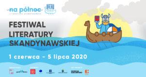 Festiwal Literatury Skandynawskiej. Plakat