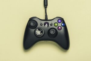 joystick do gier wideo