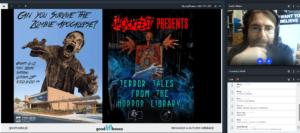 Groza w biblitoece - szkolenie dla bibliotekarzy - Good Books