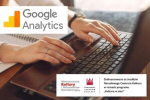 Google Analytics w bibliotece