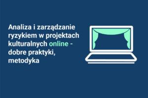 Zarządzanie projektami kulturalnymi online