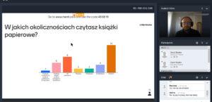 nowe technologie w animacji czytelnictwa - szkolenie dla bibliotekarzy online