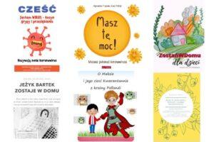 Przykłady książek z biblioterapii