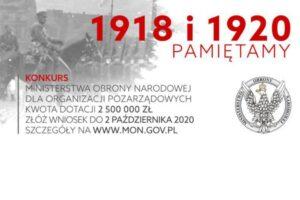 1918 i 1920 pamiętamy