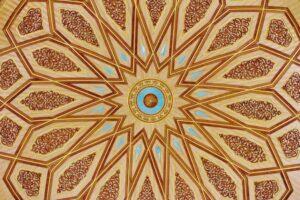 Orientalny wzór